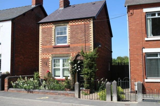 Thumbnail Property to rent in Leasowe Terrace, Village Road, Northop Hall, Mold