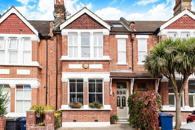 Thumbnail Terraced house for sale in Elm Park Road, Finchley N3,