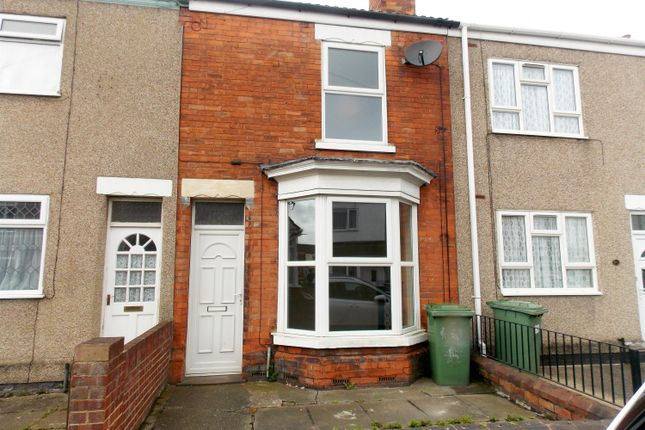 Thumbnail Terraced house to rent in Lovett Street, Cleethorpes, Lincolnshire