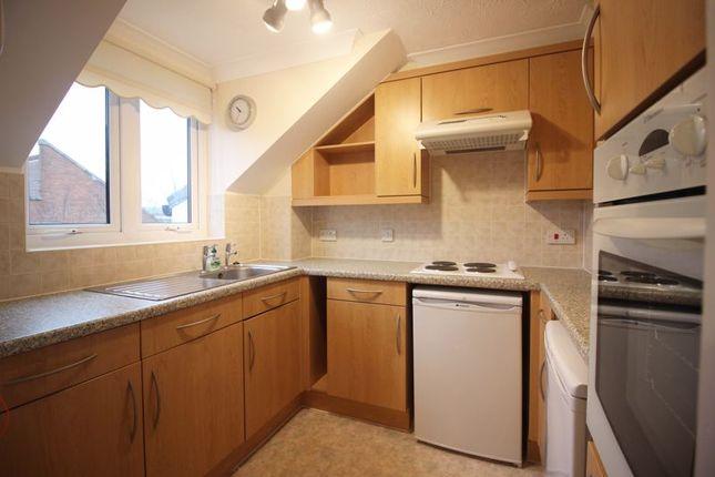 Kitchen of Greenwood Court, Epsom KT18