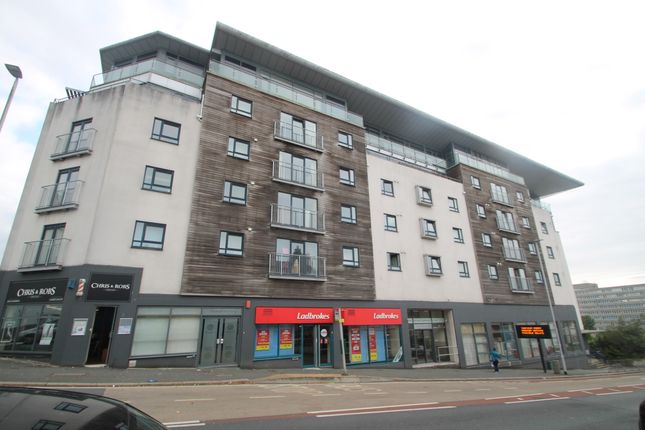 Thumbnail Flat for sale in Albert Road, Latitude 52, Plymouth