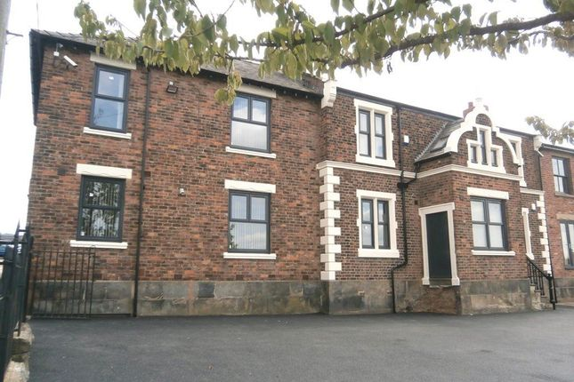 Thumbnail Flat to rent in Canal Street, Macclesfield