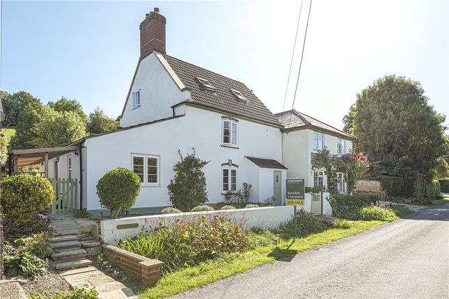 Thumbnail Semi-detached house for sale in Water Lane, Winterborne Houghton, Blandford Forum