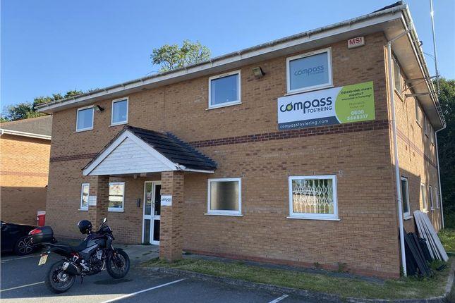Thumbnail Office to let in 3, Blackwood Business Park, Wrexham Industrial Estate, Wrexham, Wrexham