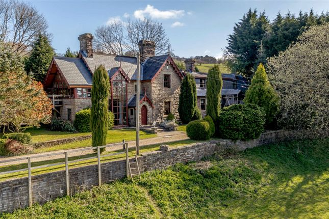 Thumbnail Detached house for sale in Lower Machen, Newport, Gwent