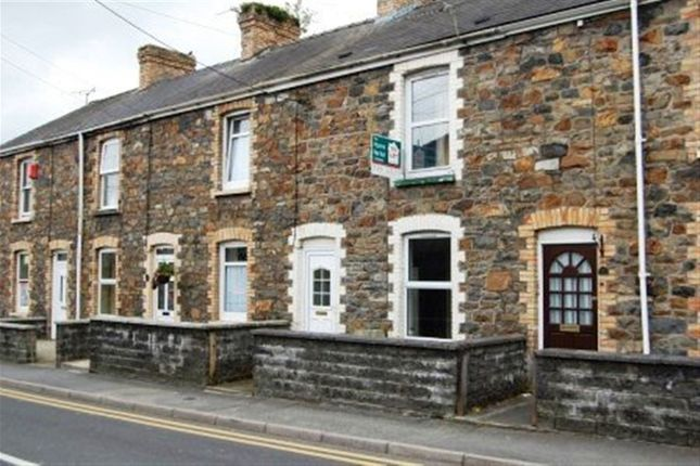 Thumbnail Property to rent in Glannant Road, Carmarthen