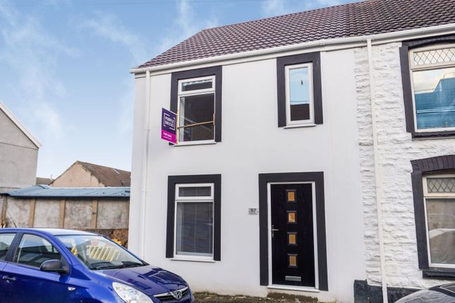 Thumbnail End terrace house for sale in Glantawe Street, Swansea