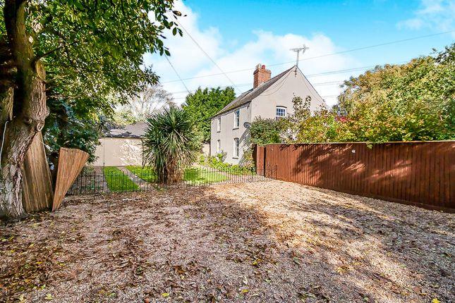 Thumbnail Detached house for sale in St James Road, Long Sutton, Spalding