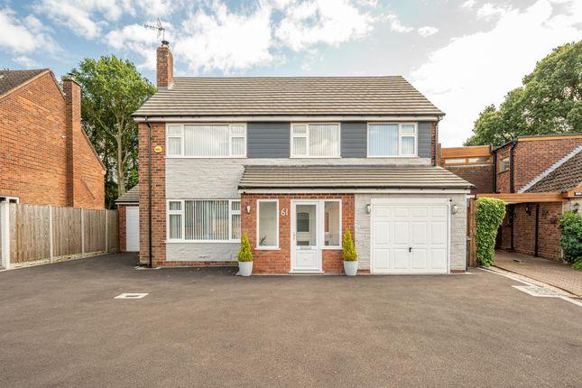 Thumbnail Detached house for sale in Osmaston Road, Stourbridge
