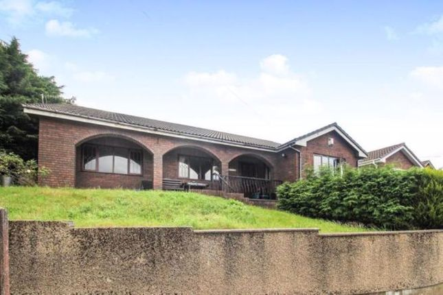 Thumbnail Bungalow for sale in Bryn Coch, Beaufort, Ebbw Vale