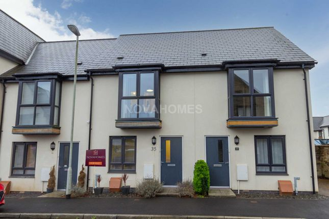 Thumbnail Terraced house to rent in Piper Street, Derriford