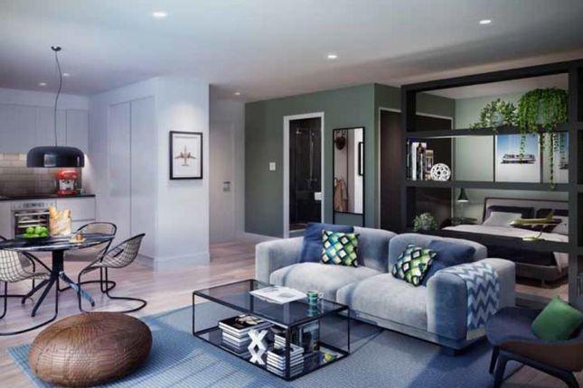 Thumbnail Studio to rent in Laker House, Royal Wharf