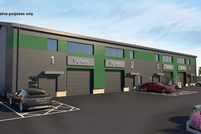 Thumbnail Office for sale in Valentine Business Park, Crusader Road, Lincoln