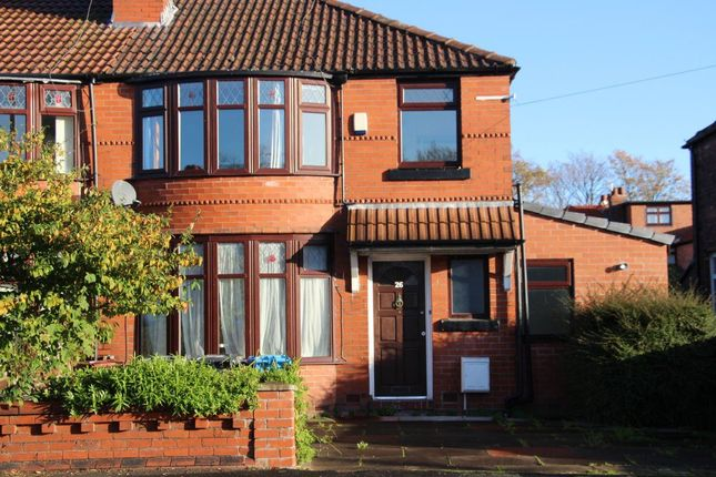 Thumbnail Property to rent in Brentbridge Road, Fallowfield, Manchester