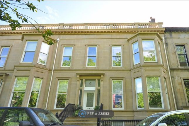 Thumbnail Flat to rent in Queens Gardens, Glasgow