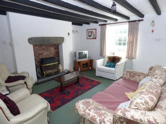 Cottage Lounge of Tal Y Bont, Conwy, North Wales LL32