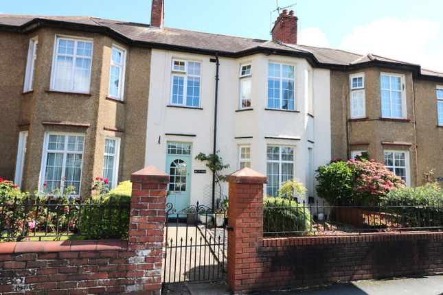 Thumbnail Terraced house for sale in Goldcroft Common, Caerleon, Newport