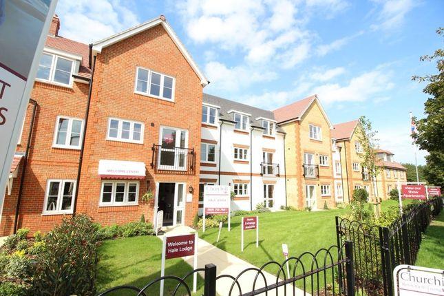 Thumbnail Flat for sale in Fitzalan Road, Littlehampton