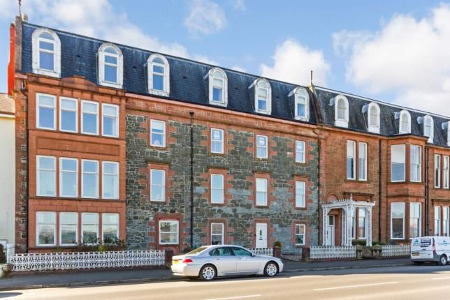 Thumbnail Flat for sale in Argyle Street, Rothesay, Isle Of Bute