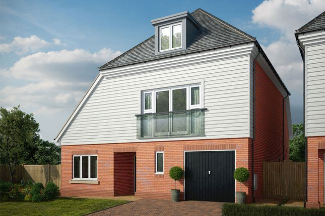 """Thumbnail Detached house for sale in """"The Clifden"""" at Avery Hill Road, London"""