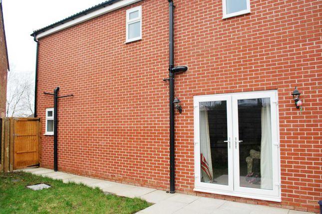 Thumbnail Detached house for sale in Hillside Crescent, Ashton-Under-Lyne