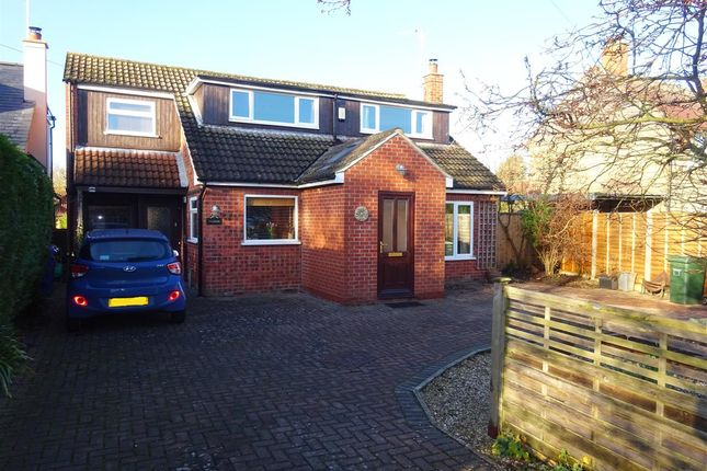 4 bed detached house for sale in School Lane, Bolton Percy, York YO23
