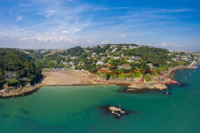 Thumbnail Detached house for sale in Cliff Road, Salcombe, Devon
