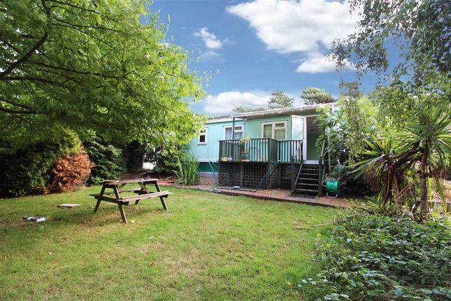 Thumbnail Property for sale in Bristol Hill Park, Bristol Hill Park, Shotley Gate, Suffolk