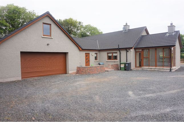 Thumbnail Detached bungalow for sale in Tullynewbank Road, Glenavy, Crumlin