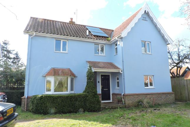 Thumbnail Detached house to rent in Primrose Cottages, The Street, Bredfield, Woodbridge