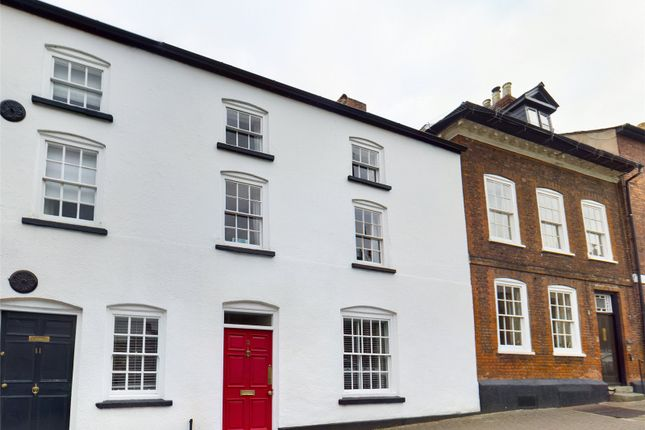 Thumbnail Town house for sale in Church Street, Ross-On-Wye, Herefordshire
