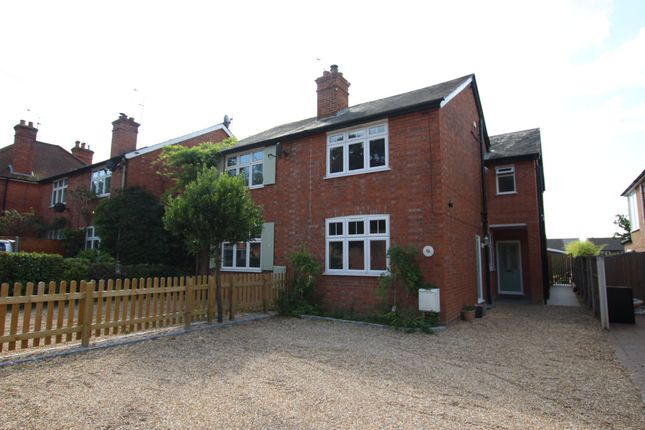 Thumbnail Semi-detached house to rent in Terrace Road South, Binfield, Bracknell