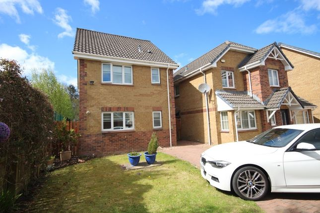 Thumbnail Detached house for sale in Stirling Gate, Linwood, Paisley