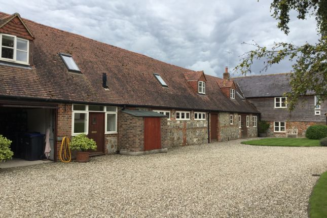 Thumbnail Flat to rent in Ogbourne St. Andrew, Marlborough