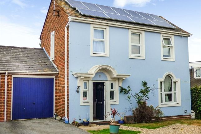 Thumbnail Link-detached house for sale in Wadham Place, Sittingbourne, Kent