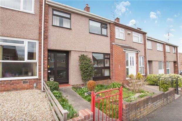 Thumbnail Terraced house to rent in Charlton Road, Keynsham, Bristol