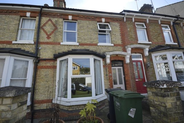Thumbnail Terraced house to rent in Douglas Road, Maidstone