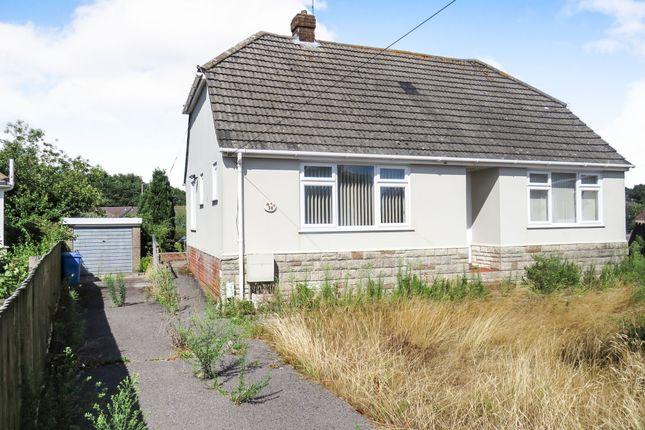 Thumbnail Detached bungalow for sale in Carters Avenue, Hamworthy, Poole