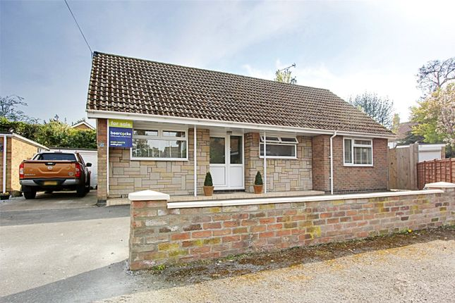Thumbnail Bungalow for sale in Sandringham Close, Cottingham, East Yorkshire