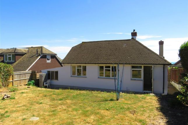 Thumbnail Bungalow to rent in Oakwood Close, Hastings
