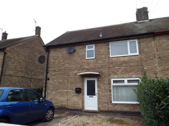 Thumbnail Semi-detached house for sale in Eastglade Road, Bestwood Park, Nottingham