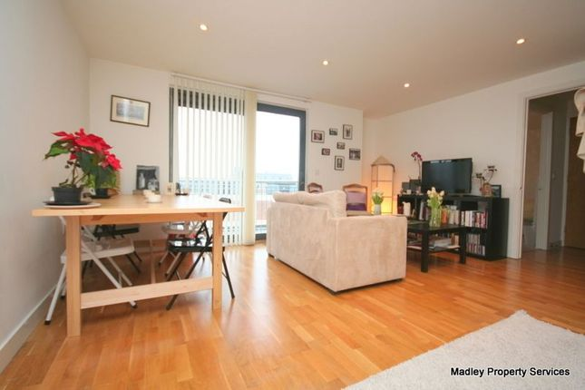 Thumbnail Flat to rent in Connaught Heights Agnes George Walk, London