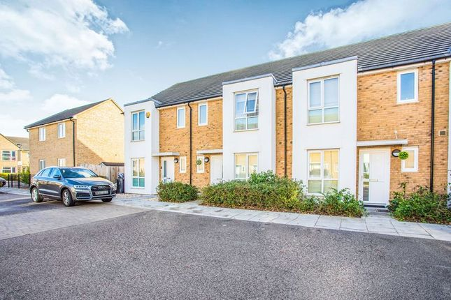 Thumbnail Terraced house to rent in Four Seasons Terrace, West Drayton