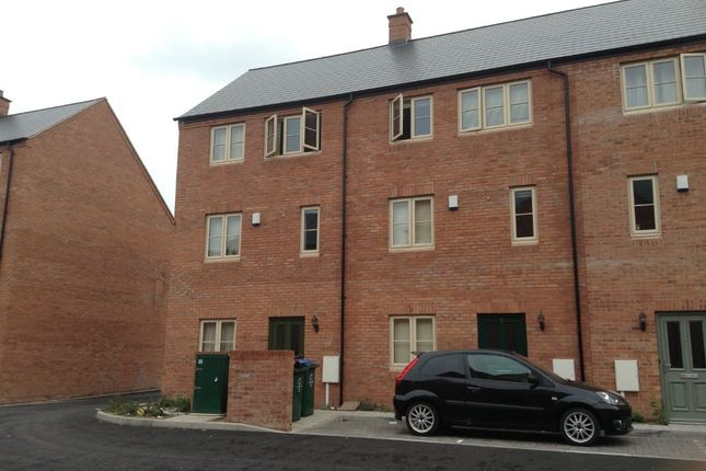 Thumbnail Detached house to rent in Far Gosford Street, Coventry