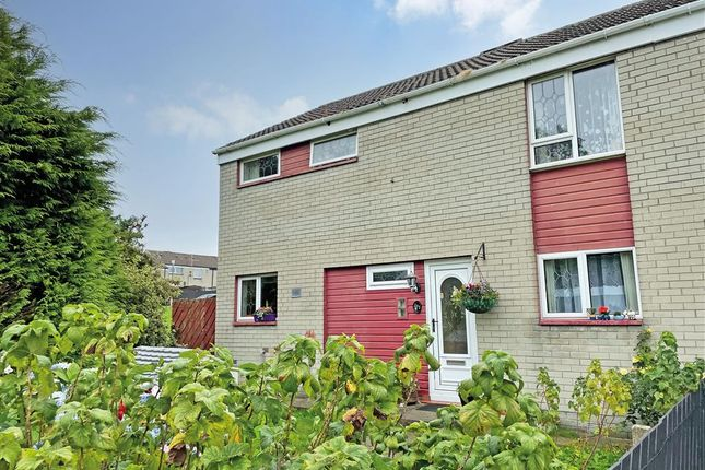 Thumbnail End terrace house for sale in Drumbeg, Tullygally, Craigavon