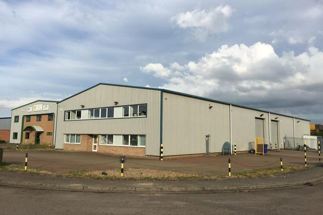 Thumbnail Light industrial for sale in 20 Triumph Way, Woburn Road Industrial Estate, Kempston, Bedford