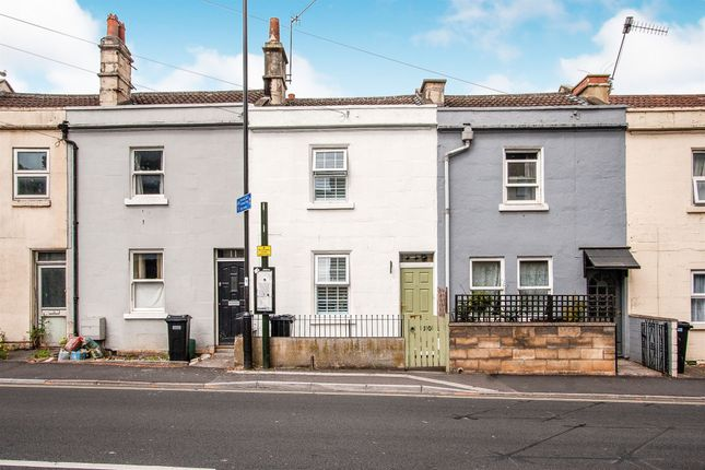 Thumbnail Terraced house for sale in Brougham Hayes, Bath