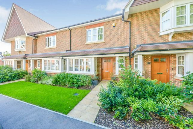 Thumbnail Terraced house for sale in Meldrum Court, Welwyn