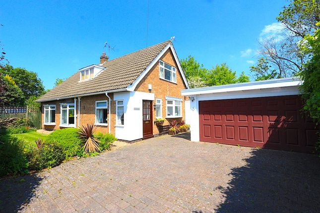 Thumbnail Detached house for sale in The Fairway, Kirby Muxloe, Leicester