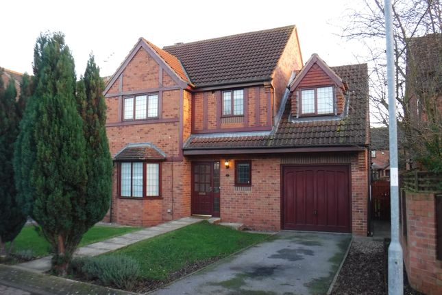 Thumbnail Detached house to rent in Linton Close, Westwoodside, Doncaster